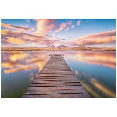 Fototapet peisaje - Drum spre Serenitate