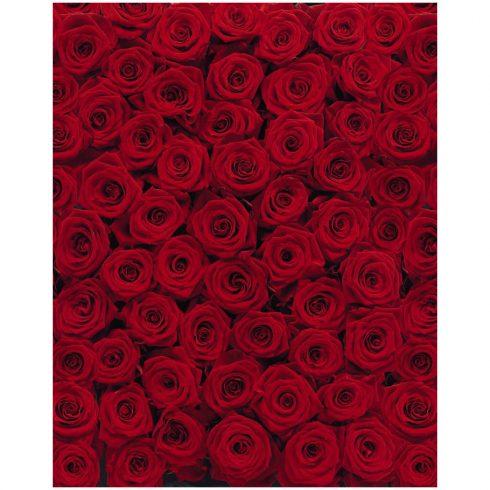 Fototapet trandafiri rosii Impuls pasional
