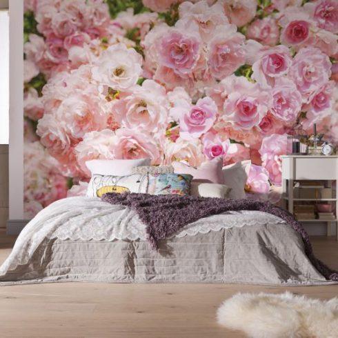 Fototapet trandafiri roz sublim Catalog