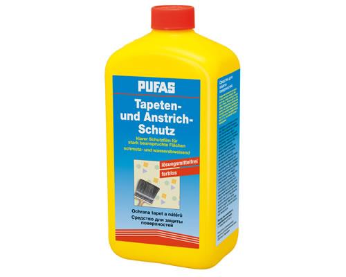 Solutie acrilica protectie tapet si fototapet Pufas 1L