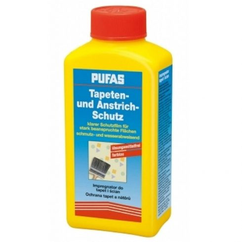 Solutie acrilica protectie tapet si fototapet Pufas 250