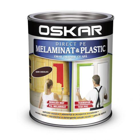 Vopsea pentru plastic Oskar maro dark chocolate