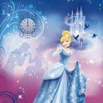 Fototapet Cenusareasa - Noaptea Disney