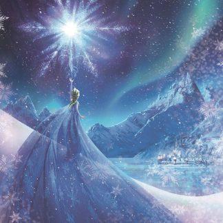 Fototapet Frozen - Regina Zapezii