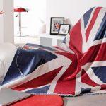 Patura calduroasa Union Jack
