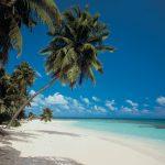 Fototapet Plaja Maldive