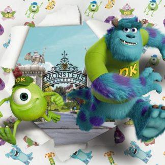 Fototapet Copii - Monsters University