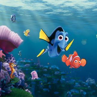 Fototapet Copii - Nemo si Dory