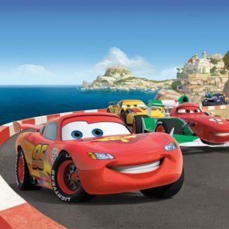 Fototapet Cars - Fulger McQueen pe Coasta