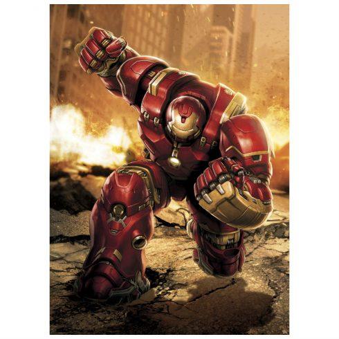 Fototapet Avengers – Iron Man Hulkbuster - Catalog
