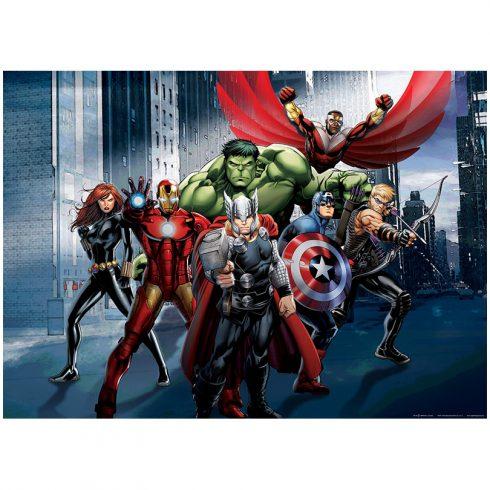Fototapet Avengers – Eroi in Actiune