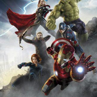 Fototapet Avengers - Sub Semnul lui Ultron