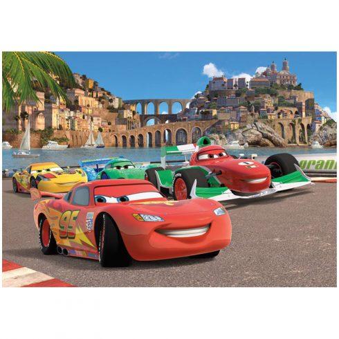 Fototapet Cars – Fulger McQueen Inceperea Cursei