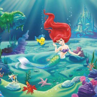 Fototapet Copii Ariel - Mica Sirena