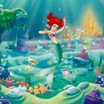 Fototapet Copii Ariel - Printesa Marii