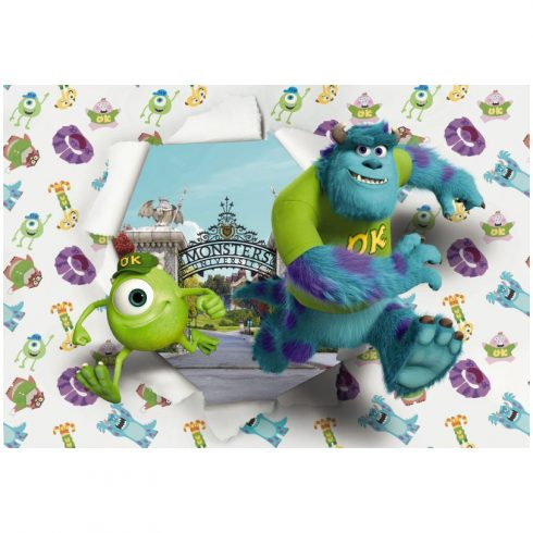Fototapet Copii – Monster University