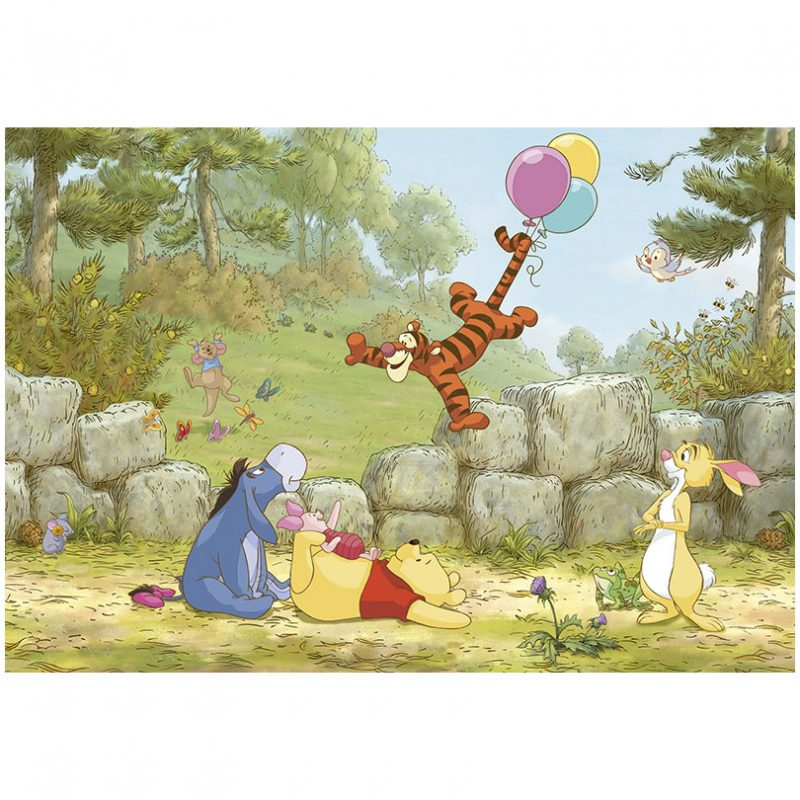 Fototapet Copii Winnie the Pooh