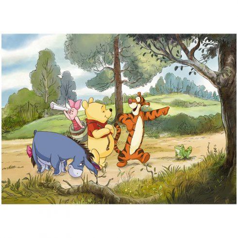 Fototapet Copii Winnie the Pooh – Expeditie