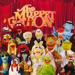 Fototapet Disney - Muppets