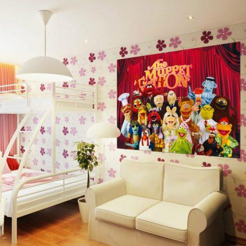 Fototapet Disney - Muppets AG Design