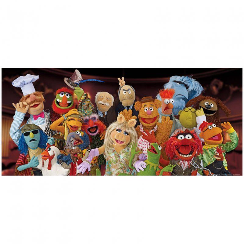 Fototapet Disney – Muppets Show