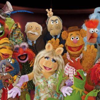 Fototapet Disney - Muppets Show