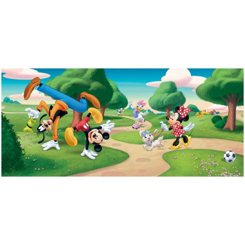 Fototapet Mickey Mouse – Distractie in Parc