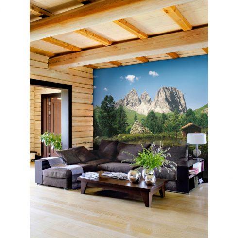 Fototapet Peisaj Montan - Dolomite Interior