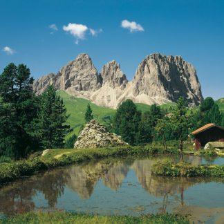 Fototapet Peisaj Montan - Dolomite catalog