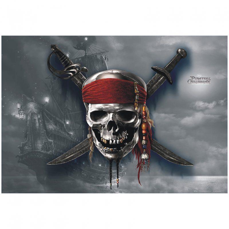 Fototapet Piratii din Caraibe