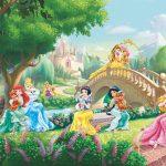 Fototapet Printese Disney - Animalute