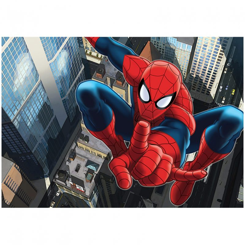 Fototapet Spiderman e Aici – Camera baieti