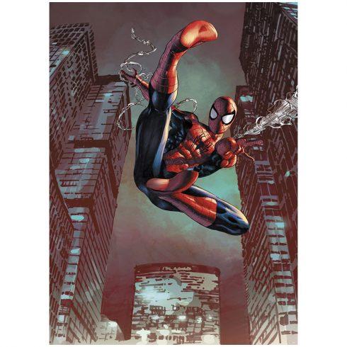 Fototapet Spiderman pentru camera baieti