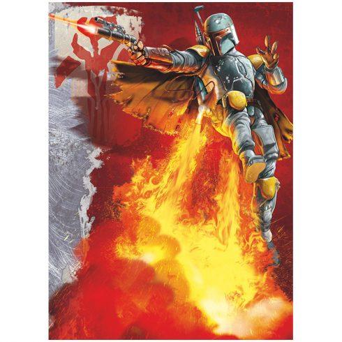 Fototapet Star Wars Boba Fett