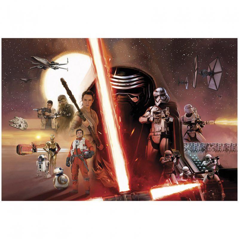 Fototapet Star Wars EP7 Colaj