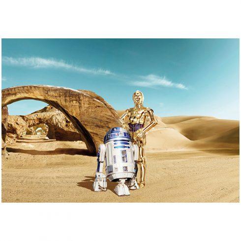 Fototapet Star Wars – Lost Droids