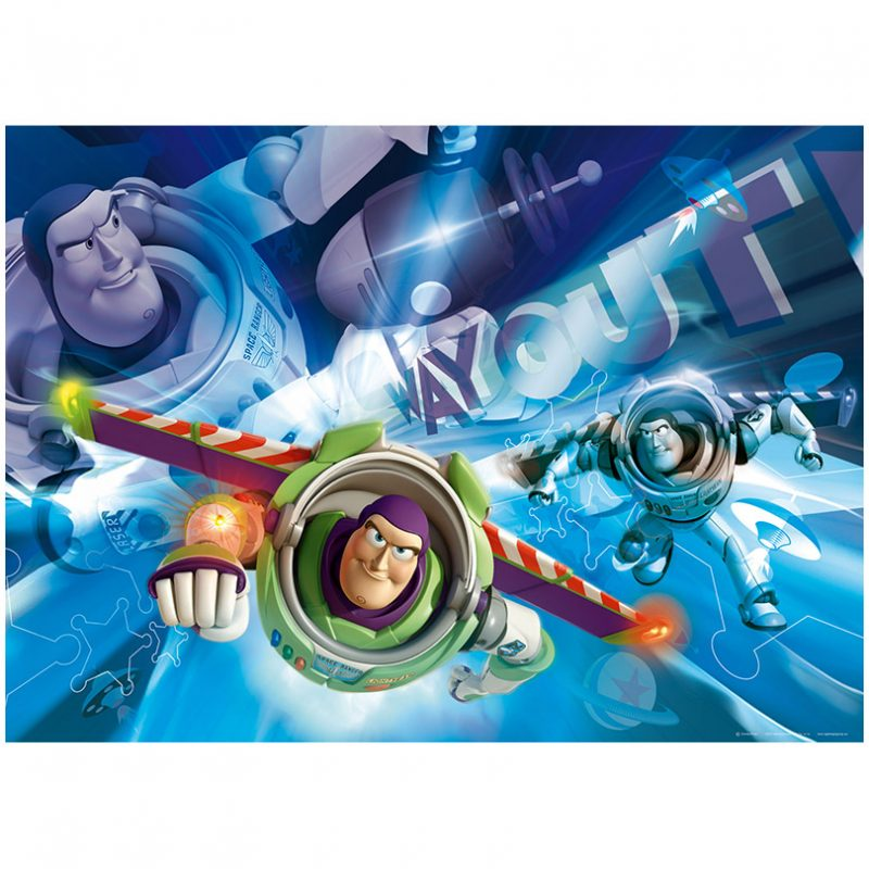 Fototapet Toy Story – Buzz Lightyear