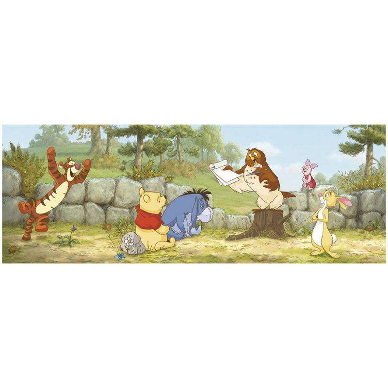 Fototapet Winnie the Pooh Prima Lectie