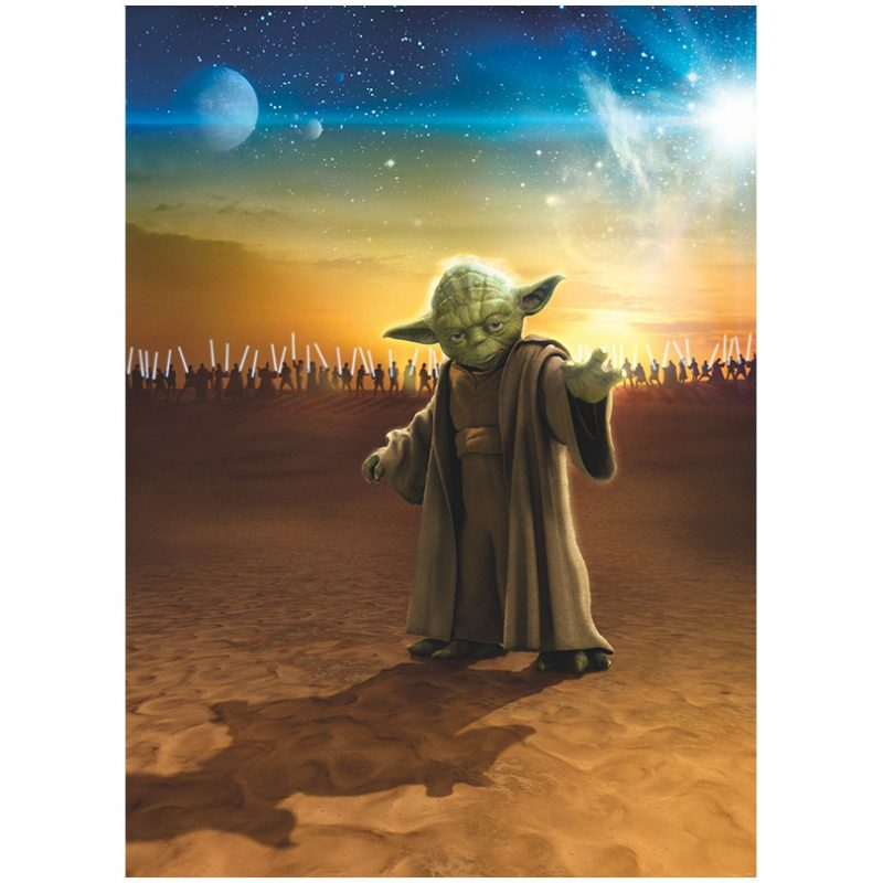 Fototapet Yoda – Master of Star Wars