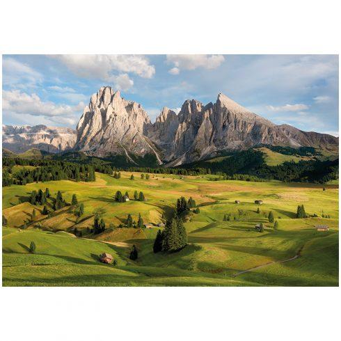 Fototapet peisaje - Panorama din Alpi