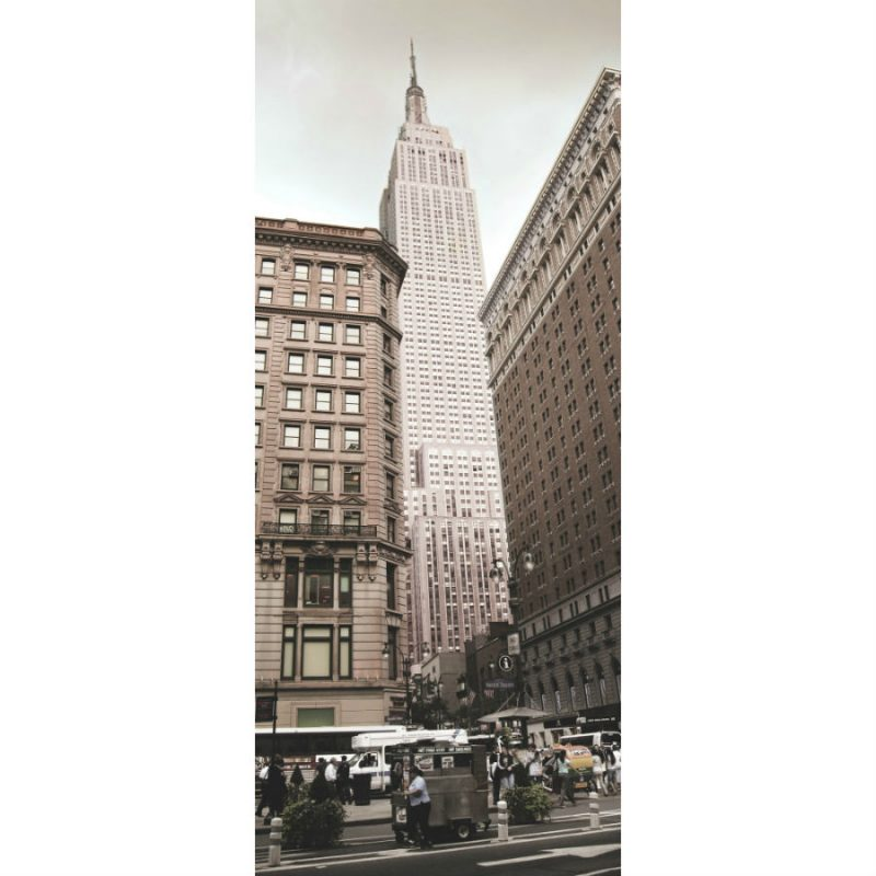Fototapet pentru usa Empire State Building