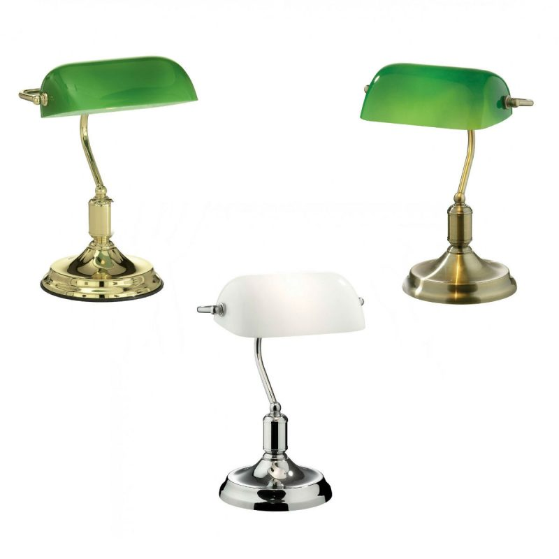 Lampa birou retro - Lawyer TL1 Gama