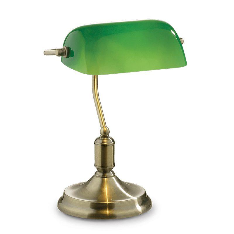 Lampa birou retro - Lawyer TL1 Alama Antique