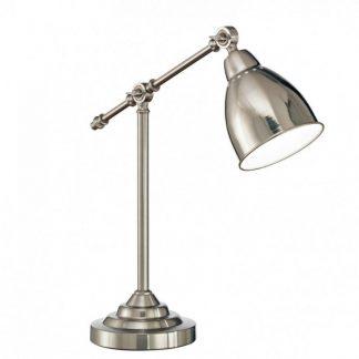 Lampa de birou – Newton TL1 Argintiu