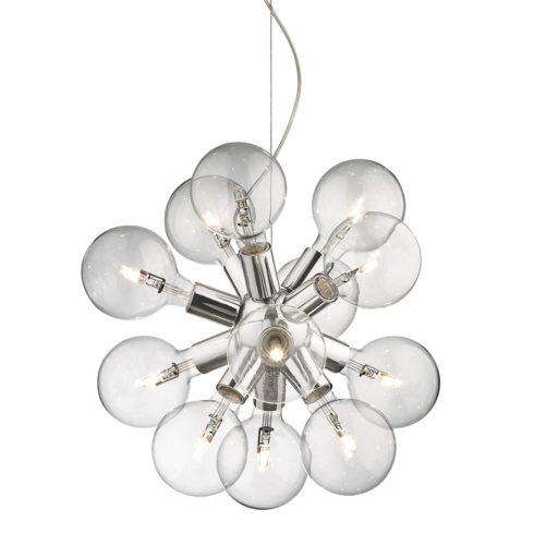 Lampa living moderna Ideal Lux Dea SP12