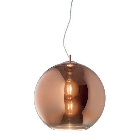 Lampa rotunda pentru tavan cupru Nemo SP1 D30