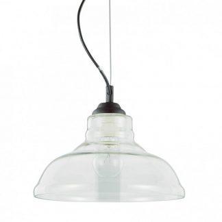 Pendul sticla pentru tavan Ideal Lux - Bistro' SP1