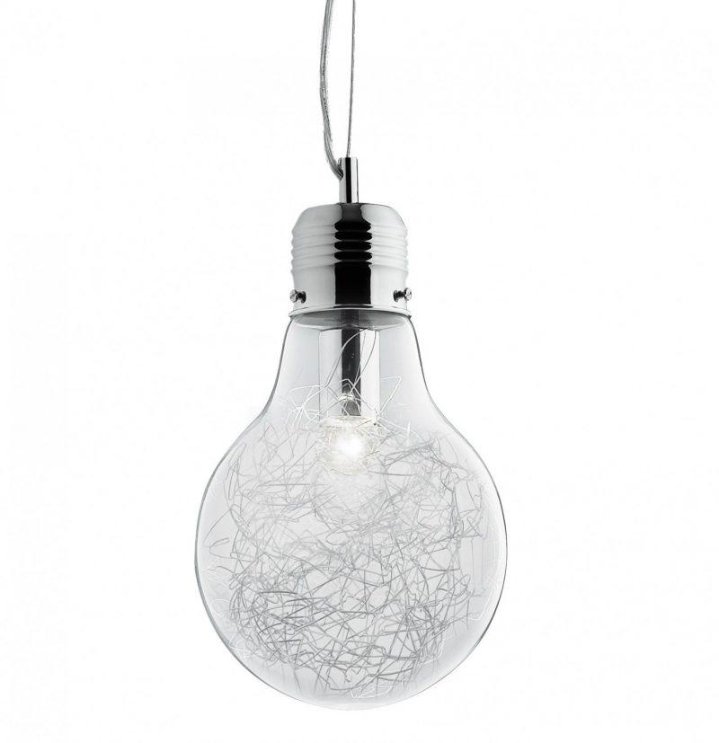 Lampa bec suspendata Ideal Lux - Luce Max SP1