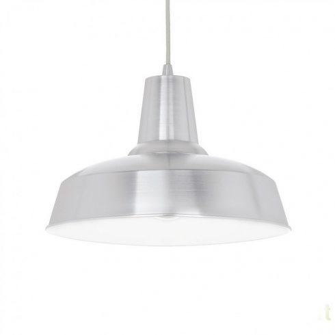 Lampa suspendata Ideal Lux - Moby SP1 Argintiu