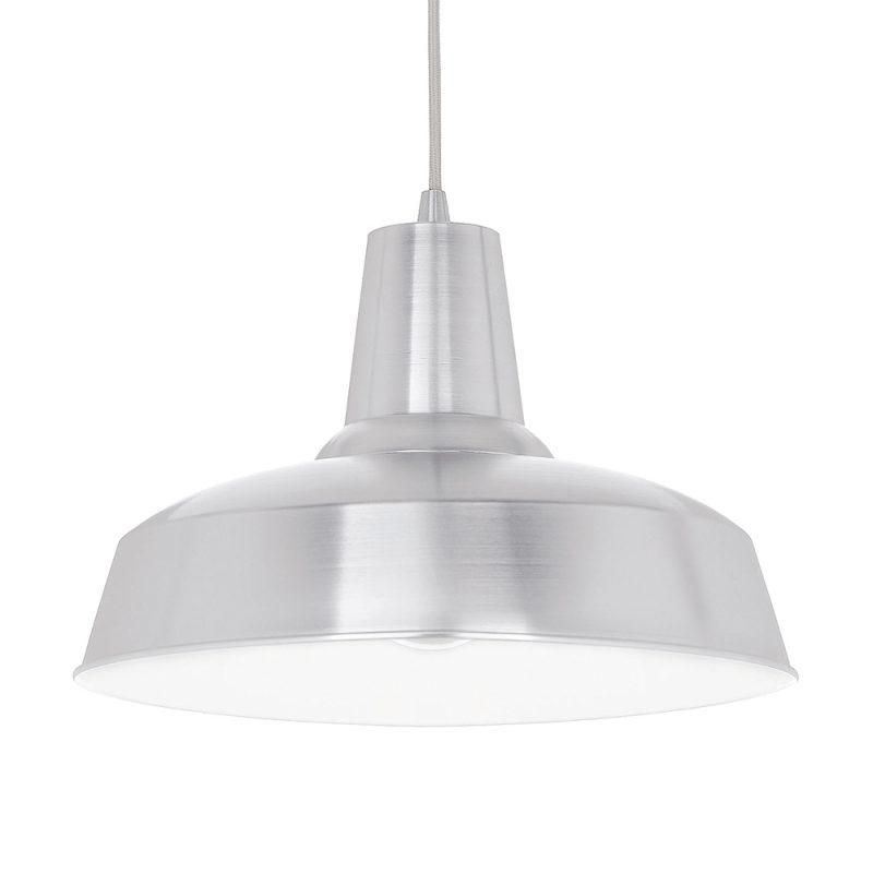 Lampa suspendata Ideal Lux Moby SP1 Argintiu